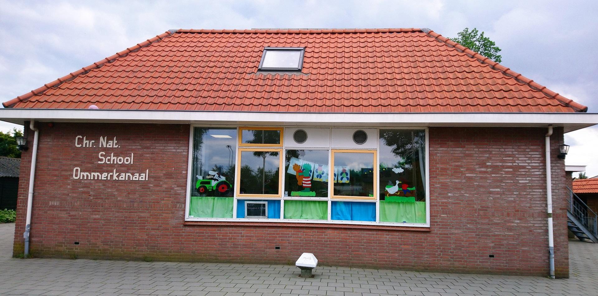 CNS Ommerkanaal basisschool in Ommen
